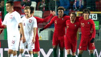 Portugal vence na Polónia e fica em vantagem no play-off do Europeu de sub- 21 acb45e9665336