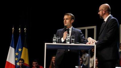 "Macron admite medidas ""severas"" contra violência nos protestos dos ""coletes  amarelos"" b3ff6337eb"