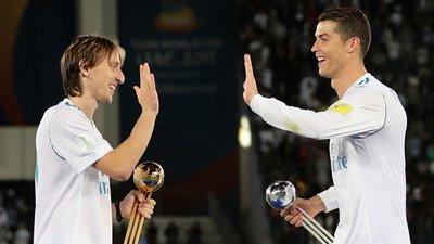 Modric e Ronaldo surgem nos dois primeiros lugares nesta nova aposta para a  Bola de Ouro 8ca0ba83c6ec9