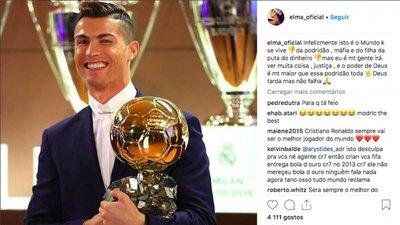 Cristiano Ronaldo é o único português entre os 30 candidatos à Bola ... 74d328abadd04