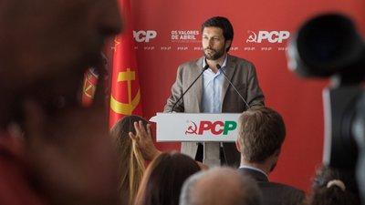 Resultado de imagem para João Ferreira volta a encabeçar lista da CDU nas europeias