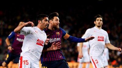 bdf4eee5b8 Lionel Messi alcança os 400 golos na liga espanhola – Observador