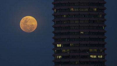 37f48a3c6 Primeira Super Lua do ano é já esta segunda-feira — e é uma Lua de Sangue