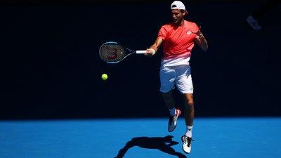b98e5a77eeb3 Histórico: João Sousa chega pela primeira vez às meias-finais do Open da  Austrália em pares