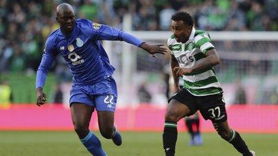 FC Porto e Sporting encontram-se numa final mais de dez anos depois (e pela  sétima vez desde outubro de 2017) 90e919adc6711