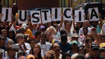 Semana de protestos causa 35 mortos 3c7bd941fa