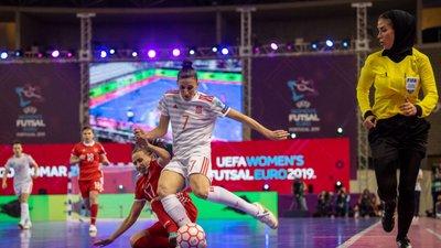 3bb55e1298 Espanha é a primeira finalista do Europeu de futsal feminino ...