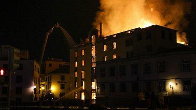 Incêndio no Funchal está em fase de rescaldo 85930afc7bfaa