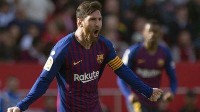 Messi já marcou mais golos ao Sevilha do que a qualquer outra equipa  37 6594a043c1dee