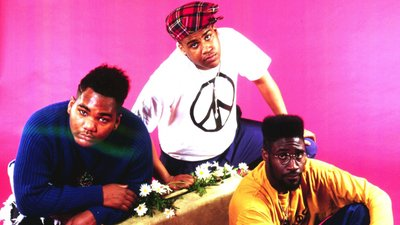 b8d0b6b5a De La Soul. A revolução hip hop com flores, samples e bom humor ...