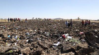 Queda de avião da Ethiopian Airlines  Piloto comunicou