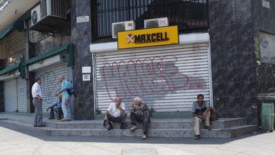 5607fbd82ed Segundo dia de novo apagão na Venezuela