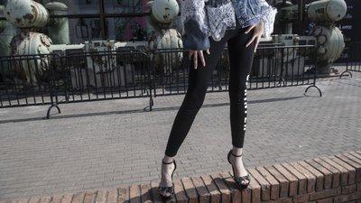 4090e5ac825 A polémica carta a pedir o fim das leggings