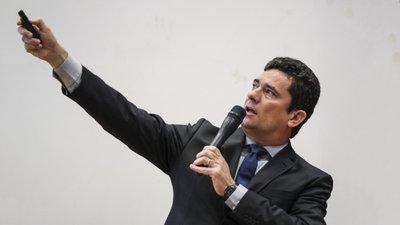 Resultado de imagem para Moro no 7º fórum jurídico em Lisboa Sócrates