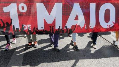 3967880ae 1.º Maio: Dia do Trabalhador é comemorado em todo o país – Observador