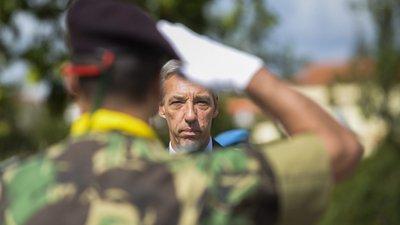 9313fc0850 O ministro da Defesa espera que nos próximos dois anos haja