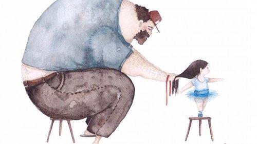 14 Imagens Que Explicam O Amor Entre Pai E Filha Observador