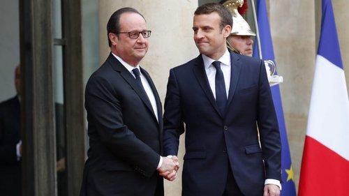 Emmanuel Macron Presidente O Mundo E A Europa Precisam De Uma Franca Forte Observador