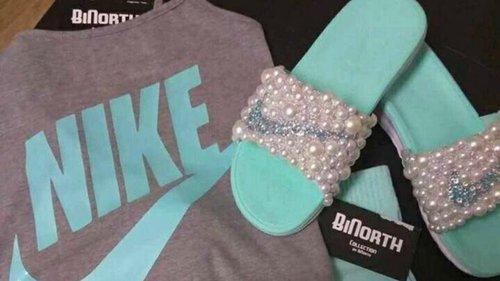 De que cor é este fato de treino da Nike? A nova polémica