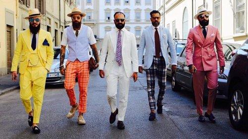 Dandies. Onde é que eles arranjaram tanto estilo? – Observador