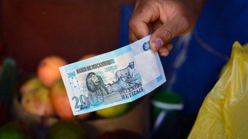 Moeda Moçambicana Perdeu Valor Face Ao