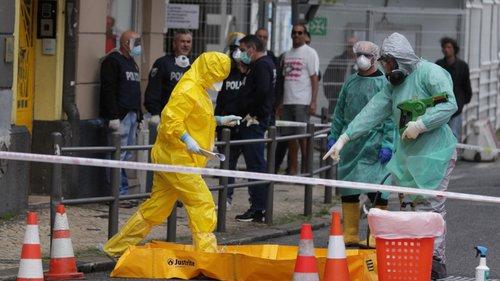 Hostel evacuado em Lisboa. 169 estrangeiros já foram transferidos ...