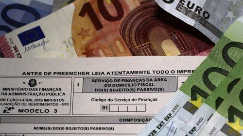 Reembolsos do IRS começaram a ser processados – Observador