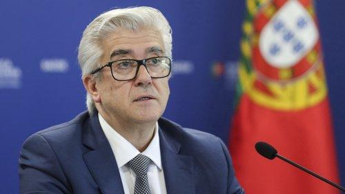 """António Lacerda Sales: """"Desde o final de janeiro, Portugal tem ..."""