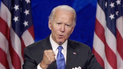 Joe Biden, adversário de Trump na corrida à presidência dos Estados Unidos. (Foto: Observador)