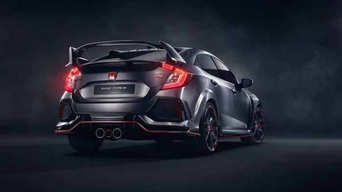 Superior Novo Honda Civic Type R Terá Caixa CVT