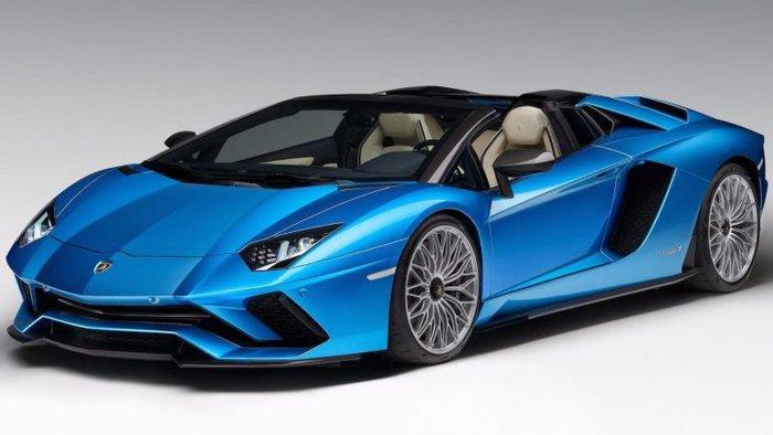 Um Lamborghini Autónomo? É Que Nem Pensar Nisso