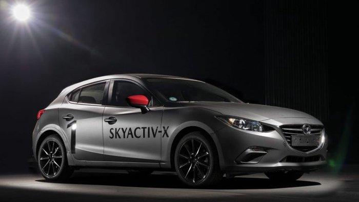 Mais Leve E Mais Barato Do Que Os Diesel, O Novo Motor A Gasolina Da Mazda  é Também Mais Amigo Do Ambiente, Oferecendo Consumos E Emissões Mais Baixos