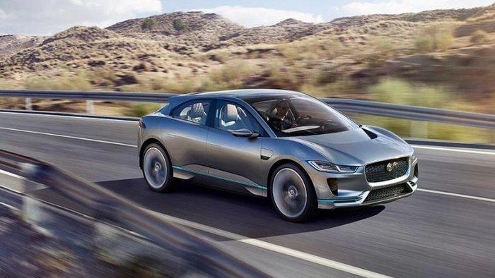 ... E Os Menos Bons Volumes De Vendas Dos Veículos Com Motores Alimentados  Por Combustíveis Fósseis, Podem Ter Levado A Jaguar A Equacionar O Salto ...