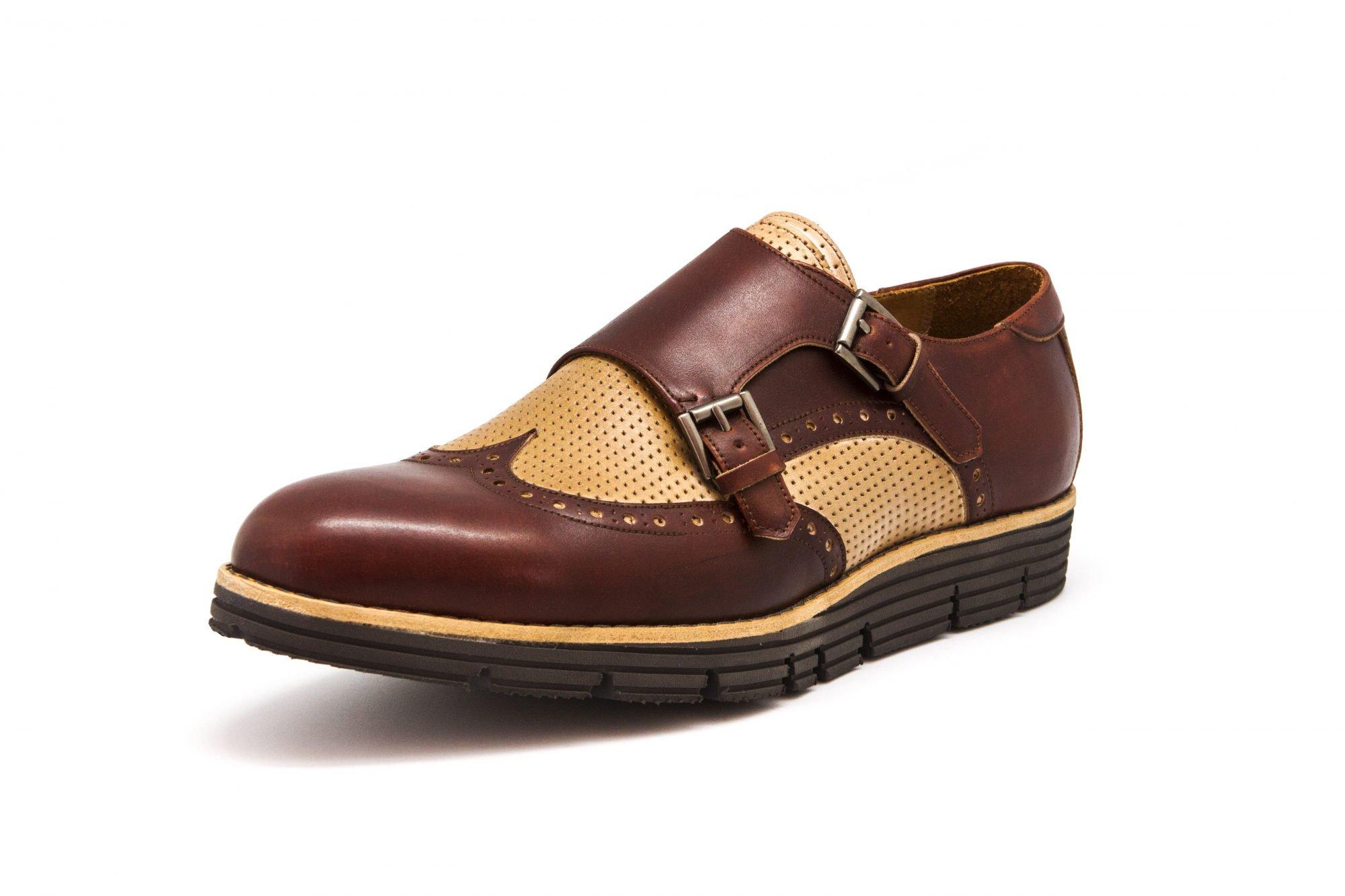 Sapatos Perks Double Monk | Calçada