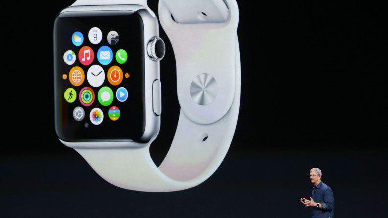 cca8f880e02 iFlop  Apple Watch está a vender menos do que o esperado – Observador