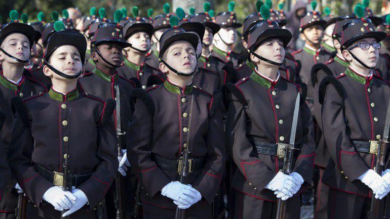 militar, sim senhora!