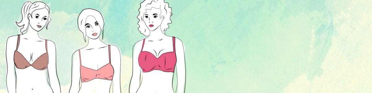 063b21460 Como escolher o soutien consoante o tipo de peito – Observador