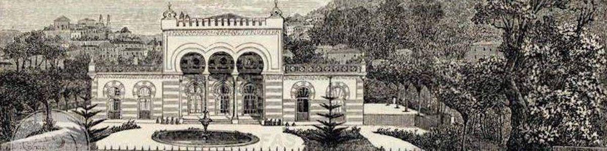 d967377b34c A história (e 43 fotos) do palacete de luxo que Madonna pode comprar em  Sintra – Observador