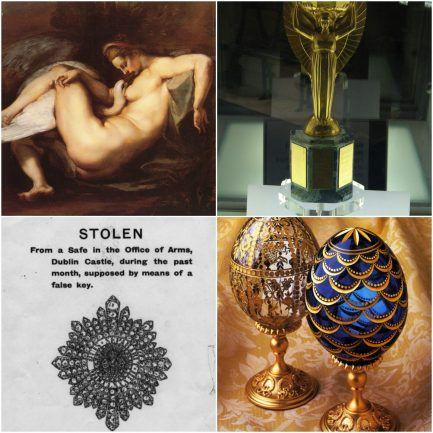 348af5303b Do tesouro português aos poemas de Safo  29 tesouros perdidos pelo mundo –  Observador