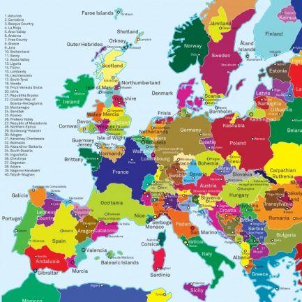 assim seria a europa se todos os independentismos ganhassem – observador