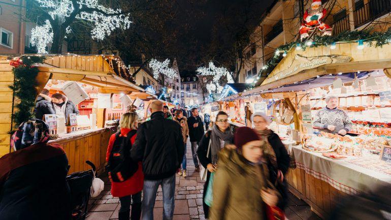 8c5f49b2d39 Está aberta a época dos mercados de Natal (em Lisboa e no Porto) –  Observador