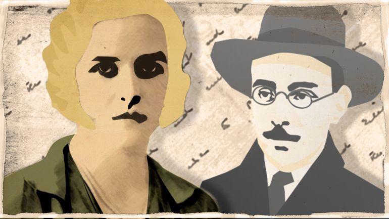 992bf31213321 A última paixão de Fernando Pessoa não foi Ofélia