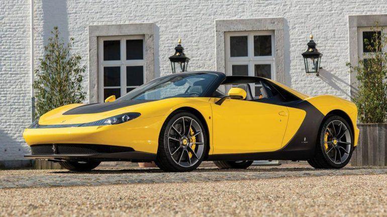 47b467e2e2334 Um dos 10 carros mais caros do mundo está à venda – Observador
