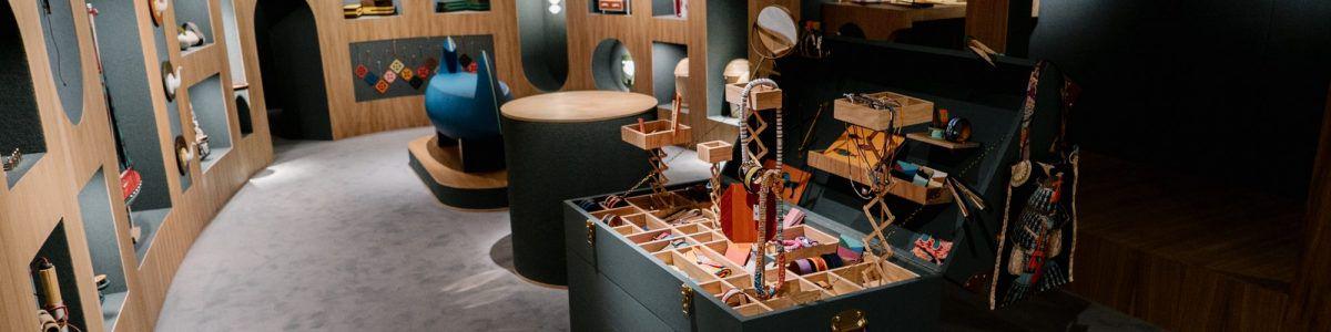 ba4f6486bc6 Petit h  o laboratório criativo da Hermès chegou a Lisboa – Observador