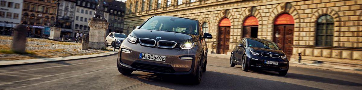 BMW oferece ao i3 mais bateria e mais autonomia – Observador