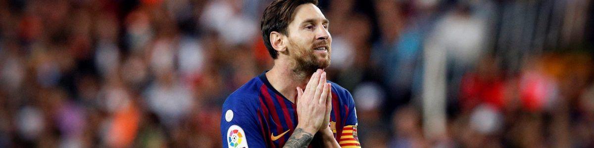 b2bcf1c85e FC Barcelona empata em Valência 1-1 e Sevilha de André Silva é líder isolado  – Observador