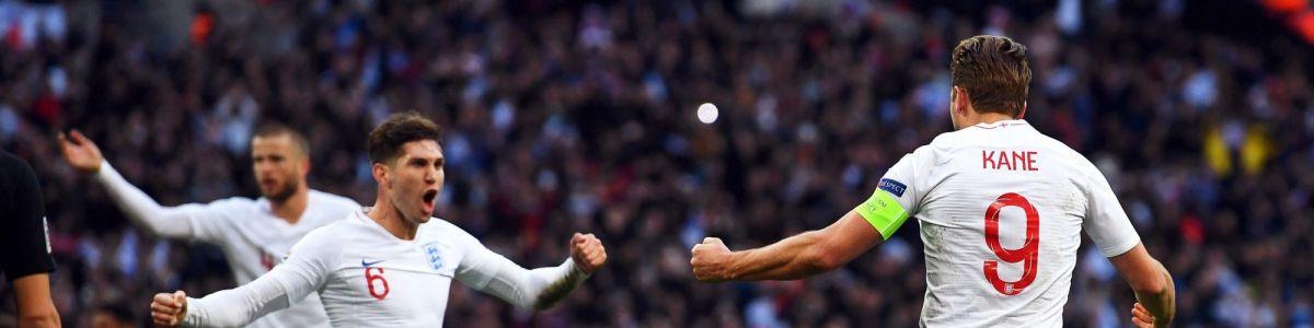 e3ff4b3e48 Inglaterra vence Croácia e deixa Espanha fora da final four da Liga das  Nações – Observador