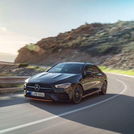 2a0529e56 Chega em Maio. Novo Mercedes CLA dá ares de CLS – Observador