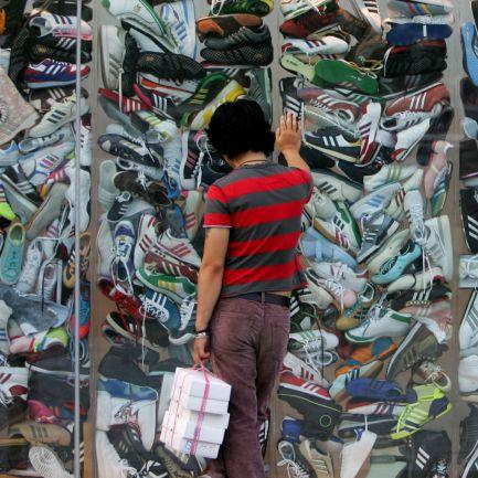 84d43c89277 Adidas espera imprimir ténis dentro das lojas dentro de 10 anos – Observador