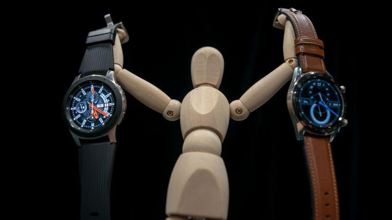 fb556bf2683f Testámos dois smartwatches para saber se já podemos largar os relógios  tradicionais – Observador